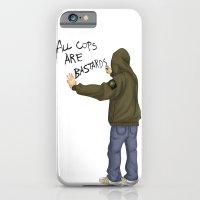 All Cops Are Bastard !!! iPhone 6 Slim Case