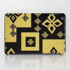 shapes iPad Case
