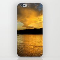 When The Light Turns To … iPhone & iPod Skin