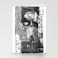 Cromic #8 - A Quiet, War… Stationery Cards