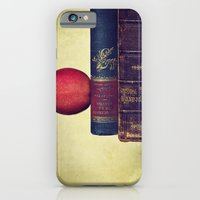 books iPhone & iPod Cases featuring Books by Lawson Images