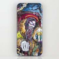 The Hatter iPhone & iPod Skin
