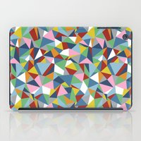 Abstraction Repeat iPad Case