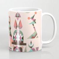 Structura 5 Mug