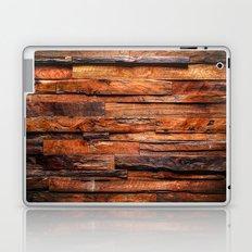 Beautifully Aged Wood Texture Laptop & iPad Skin