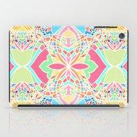 Moroccan Inspired Bright… iPad Case