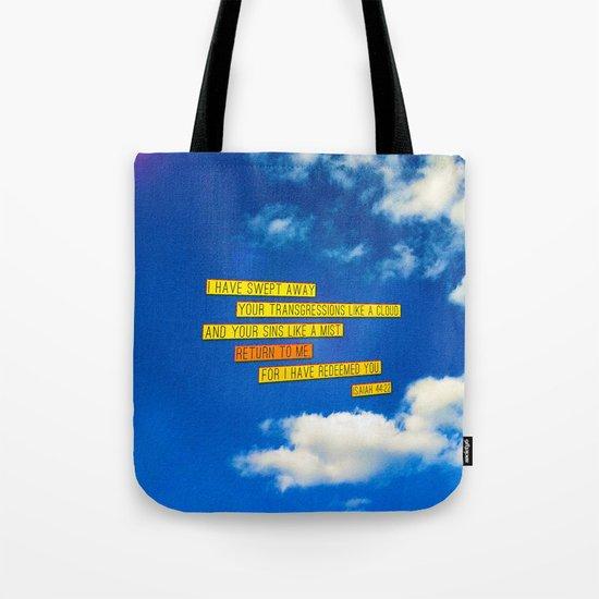 Return to Me Tote Bag
