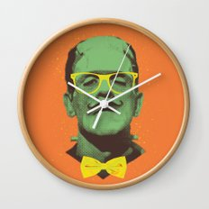 Mr Frank Wall Clock