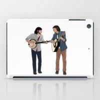 The Avett Brothers iPad Case