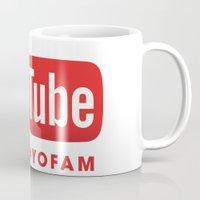 YOTUBE Mug