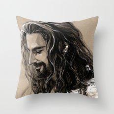 Majestic (3) Throw Pillow
