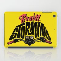 Brainstorming iPad Case