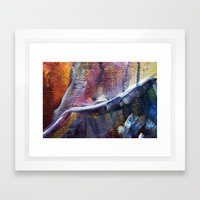 Stormy Sea 2 Framed Art Print