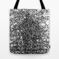 Twisted Metal Tote Bag