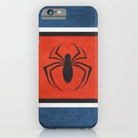 iPhone & iPod Case featuring ArachniColor by Mike Miday