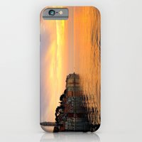 iPhone & iPod Case featuring getting asleep by Giorgia Giorgi