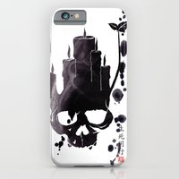 Death is Reborn/Reborn is Death iPhone 6 Slim Case