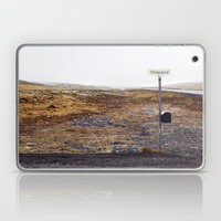 Post box, Iceland Laptop & iPad Skin