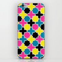CMYK IV iPhone & iPod Skin