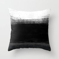 Ocean No. 2 - Minimal Oc… Throw Pillow
