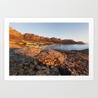Camps Bay Art Print