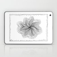 Jellyfish Star I B&W Laptop & iPad Skin