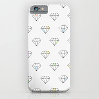 iPhone & iPod Case featuring Diamonds In The Sky by All Is One