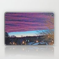 Storm Rolling In Laptop & iPad Skin