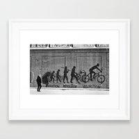 Velorution Framed Art Print