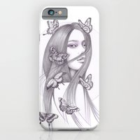 Black Butterfly iPhone 6 Slim Case