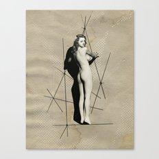 nude, no. 19 Canvas Print