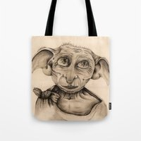 Free Elf Full Length Tote Bag