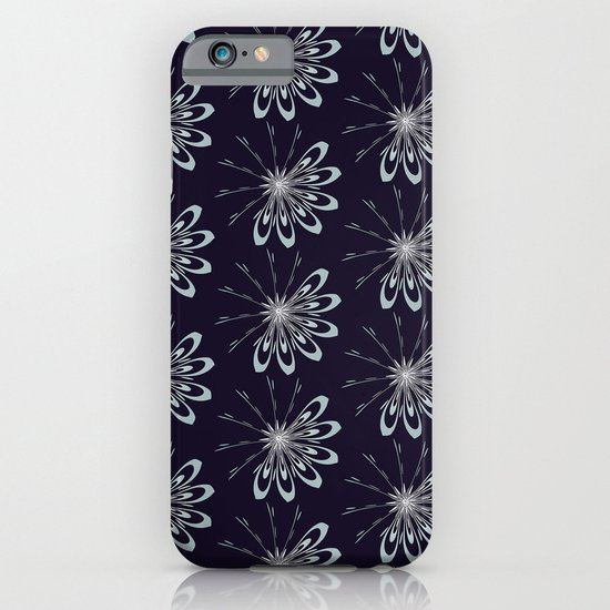 Christmas Card - Snowflake 1 iPhone & iPod Case
