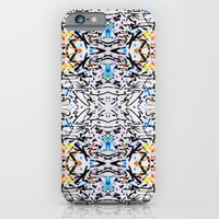 The Garden In Abstract iPhone 6 Slim Case