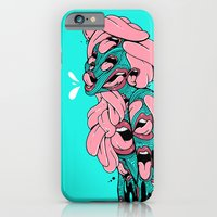 iPhone & iPod Case featuring PSYCHEDELICK by Anwar Rafiee