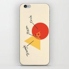 A College Venn Diagram iPhone & iPod Skin