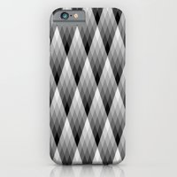 iPhone & iPod Case featuring Silvery by Martin Isaac
