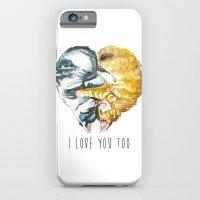 Cats Love . Valentine's … iPhone 6 Slim Case