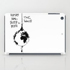 HANG THE WORLD. iPad Case