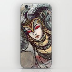 Zodiac Sign: Aries iPhone & iPod Skin
