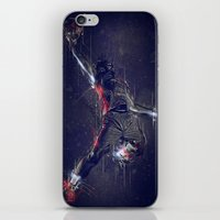 DARK DUNK iPhone & iPod Skin