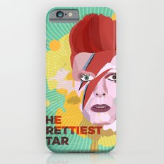 Bowie is a star Slim Case iPhone 6s
