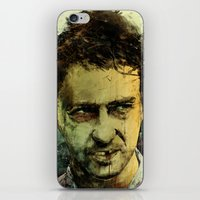 Schizo - Edward Norton iPhone & iPod Skin