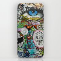 If They Don't Let Us Dre… iPhone & iPod Skin