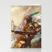 Dragoon Legend  Stationery Cards