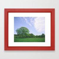 maudslay Framed Art Print