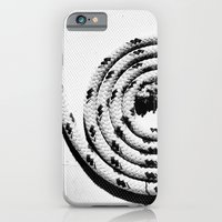 iPhone & iPod Case featuring clean line by 4blankwalls