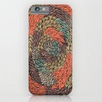 Ink Pattern No.2 iPhone 6 Slim Case