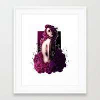 Recluse Framed Art Print