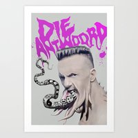 Zef  Art Print